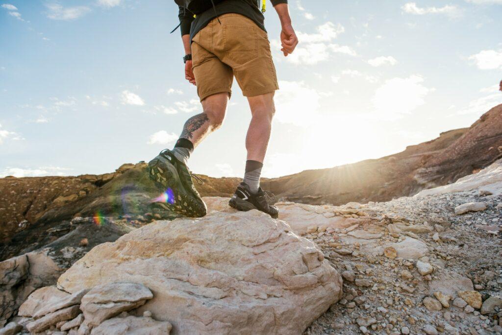 skarpety trekkingowe z merino Smartwool