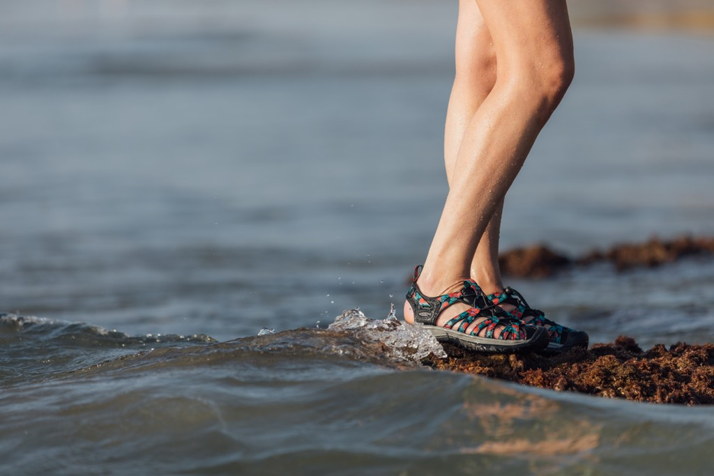 Wodoodporne sandały Keen
