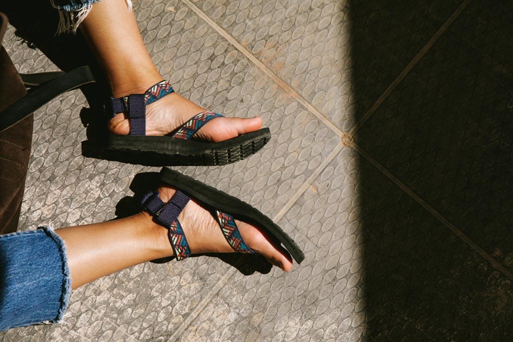Sandały Teva - obuwie zmienne