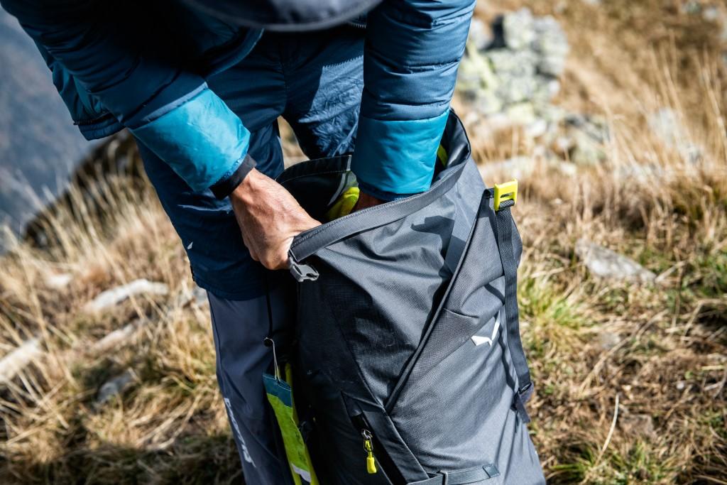 Pakowanie plecaka Salewa