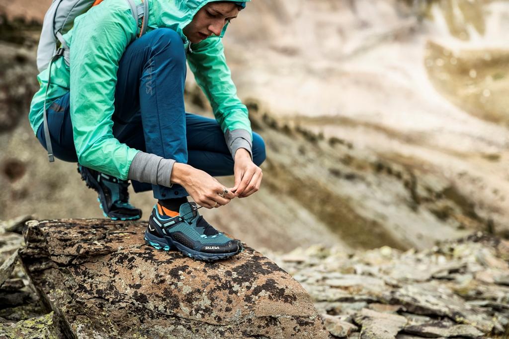 Buty trekkingowe damskie Salewa