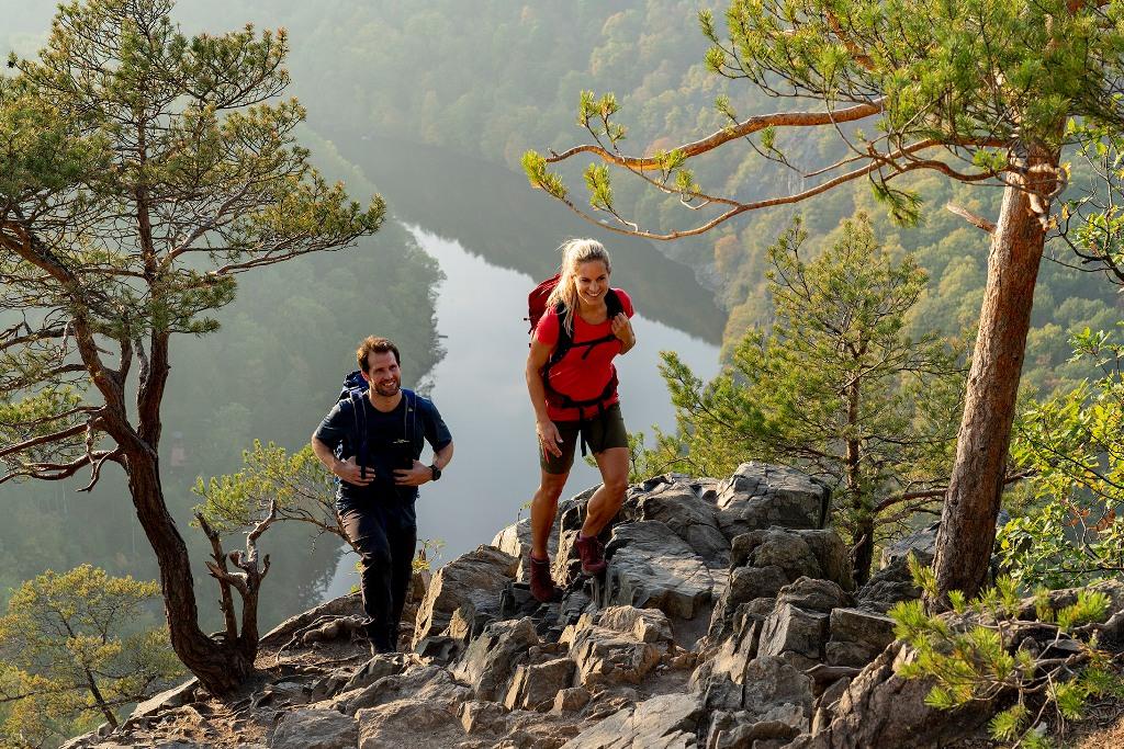 Buty trekkingowe damskie i męskie