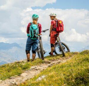 Jak wybrać plecak rowerowy - fot Adrian Greiter Photodesign