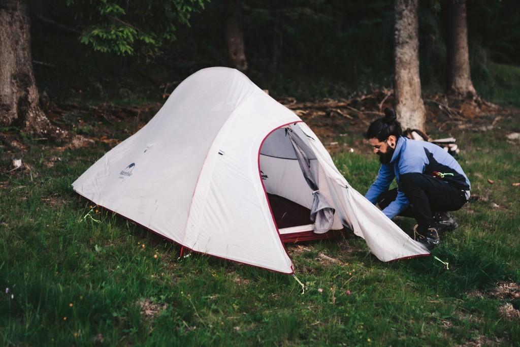 Namiot Naturehike dla 2 osob