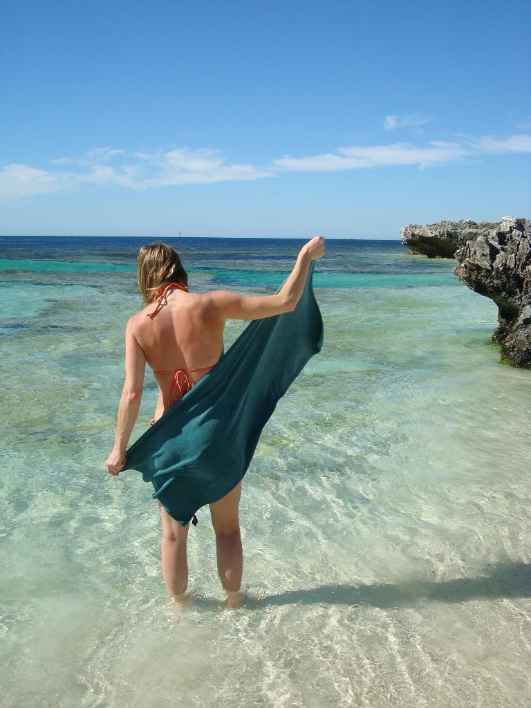Ręcznik z mikrofibry Tek Towel Sea to Summit