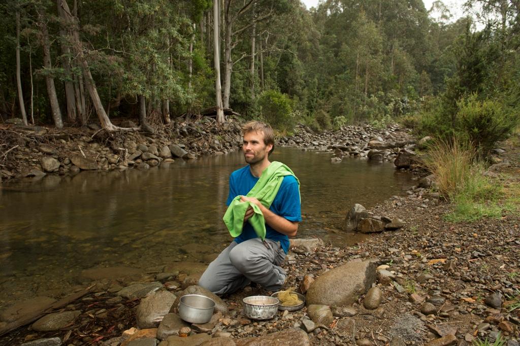 Ręcznik z mikrofibry Sea to Summit