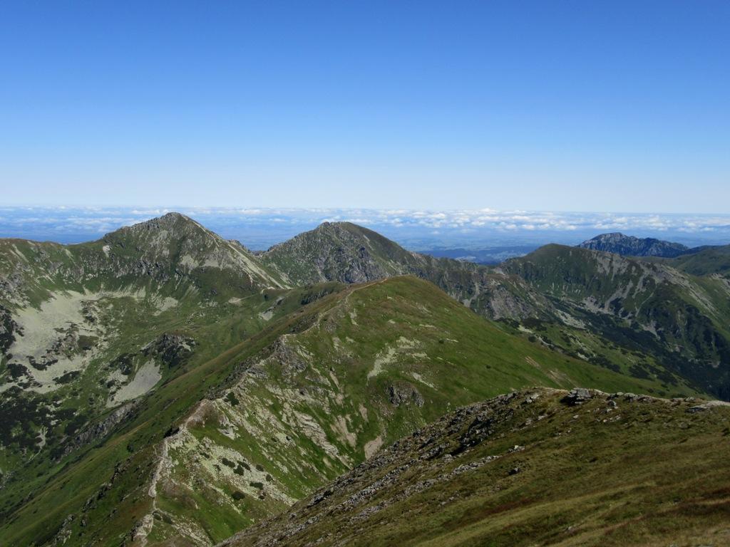 Tatry krajobraz