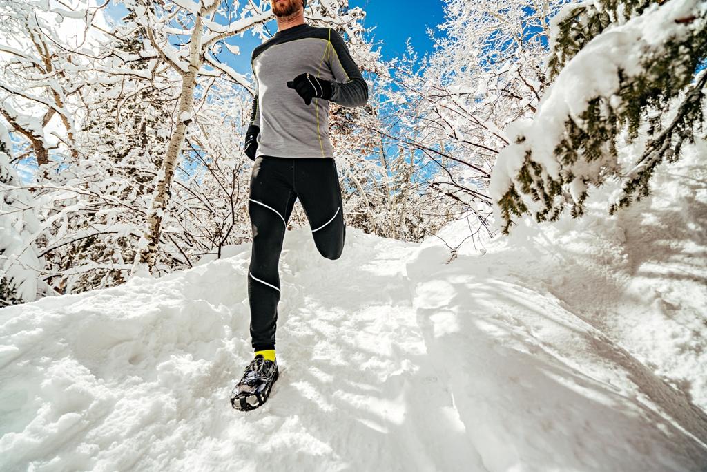 Bielizna termoaktywna Smartwool zimą