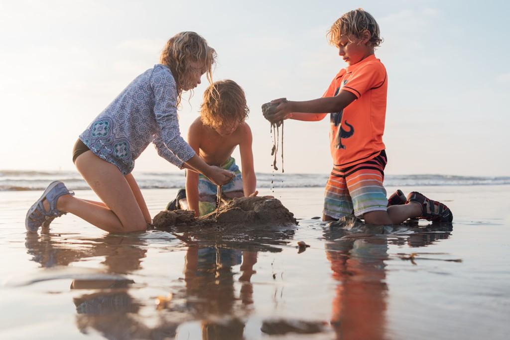 Sandały do wody dla dzieci Keen Seacamp