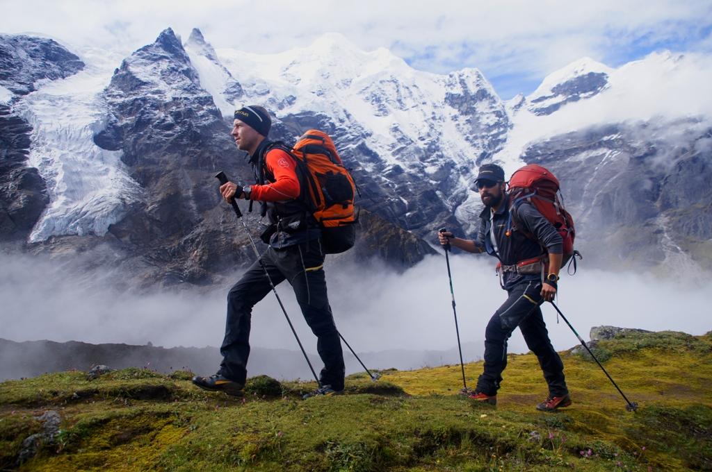 Spodnie górskie La Sportiva