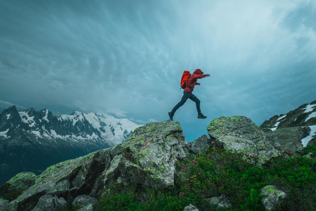 Spodnie górskie Arc'teryx