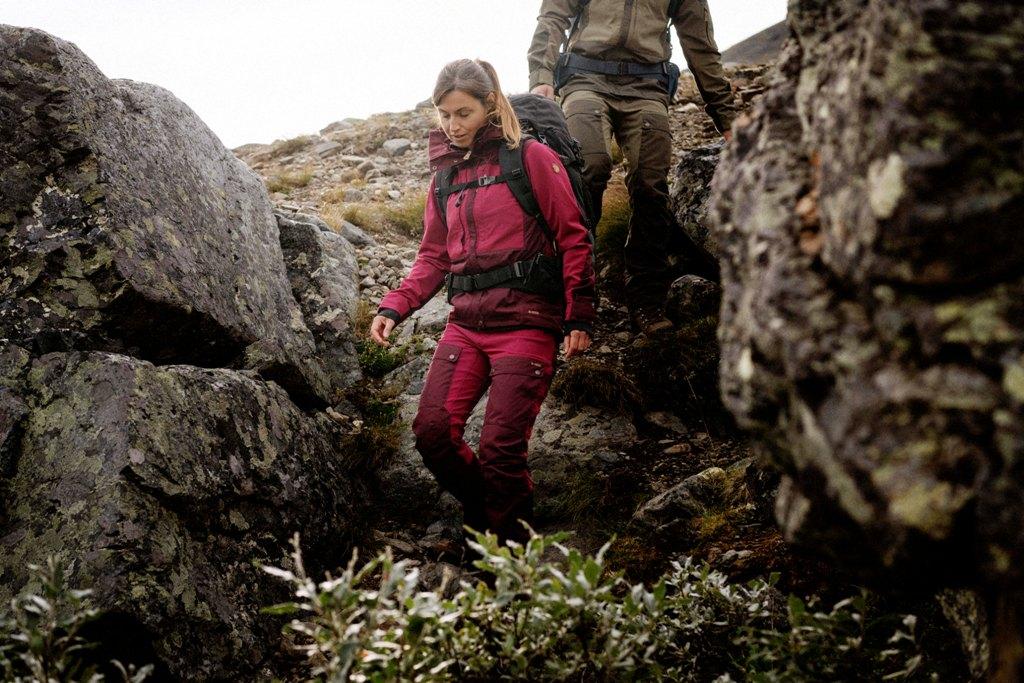 Spodnie w góry Fjallraven
