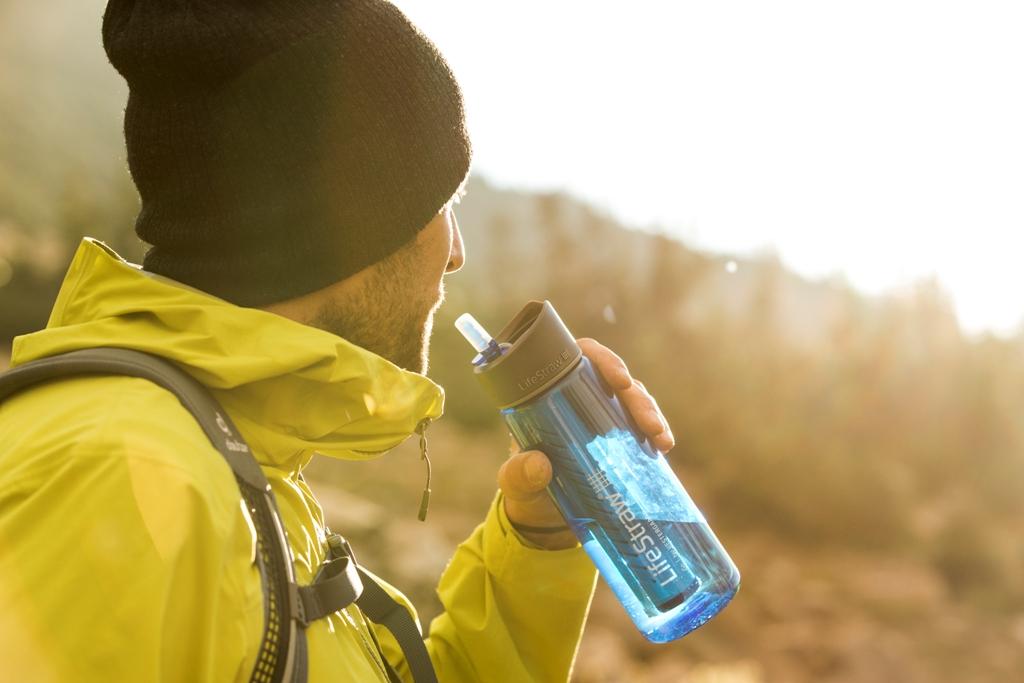 Butelka wielorazowa filtrująca LifeStraw