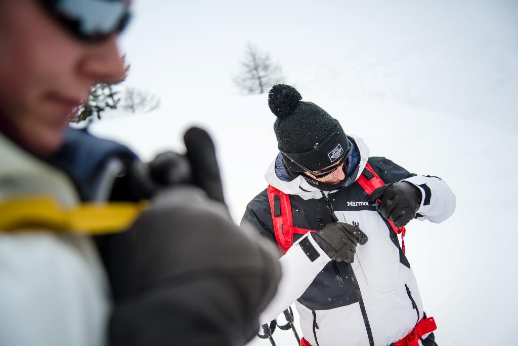 Rękawiczki na zimę Marmot