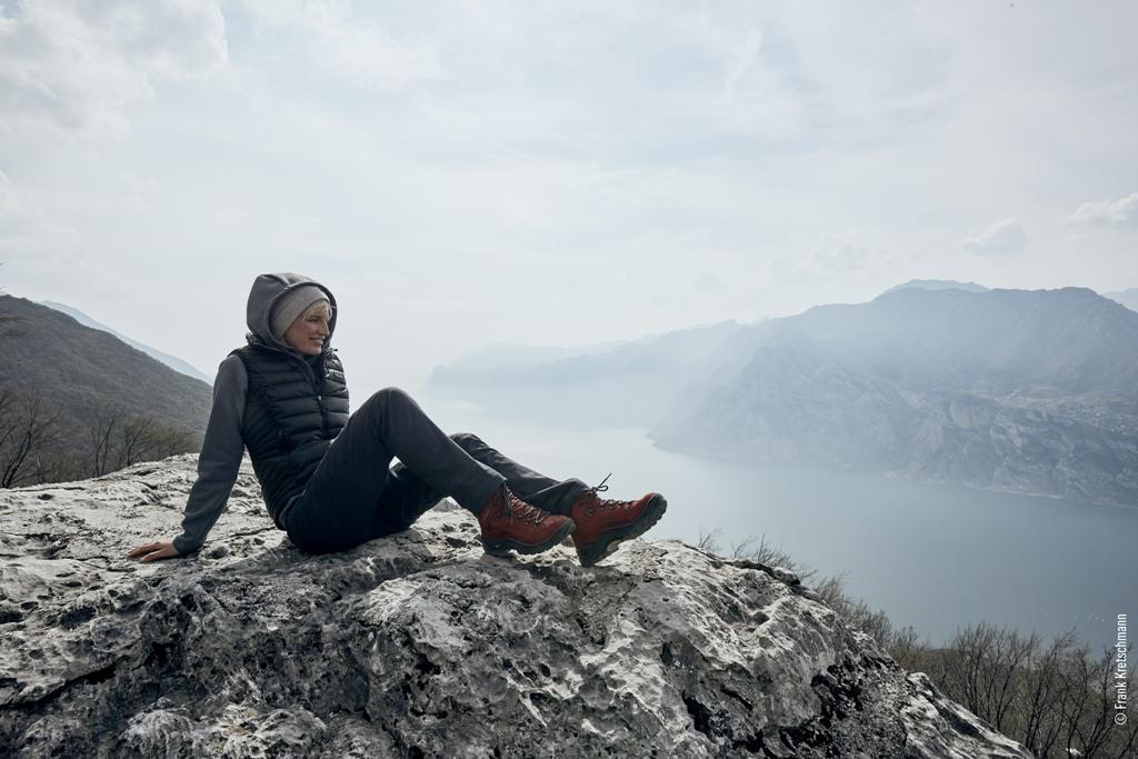 Buty trekkingowe wysokie Lowa