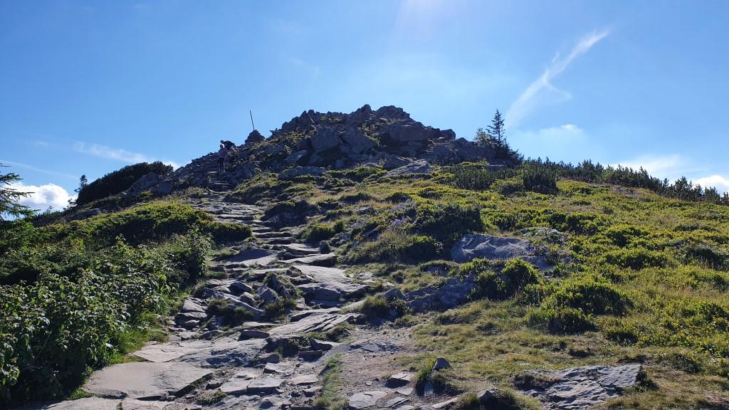 Gówniak - Babia Góra