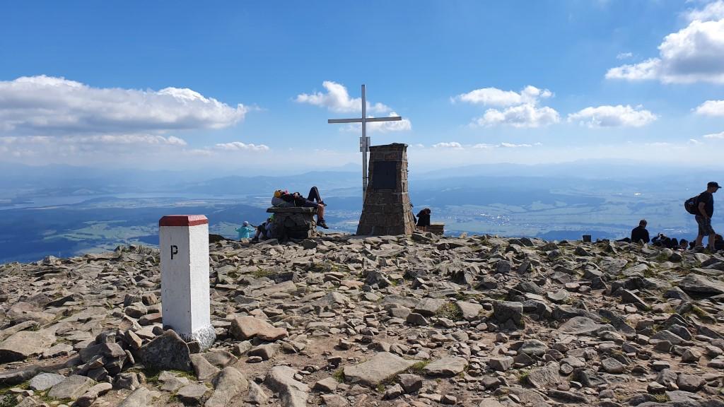 Babia Góra - szczyt