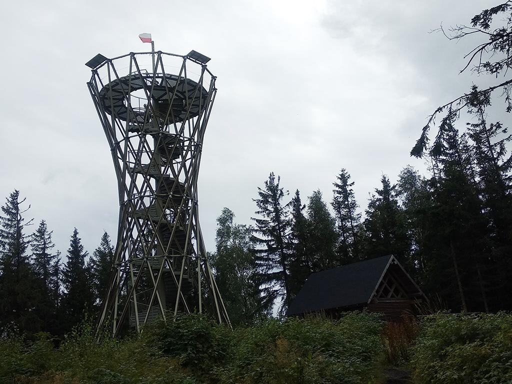 wieża na borowej