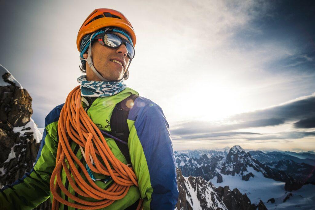 Okulary przeciwsłoneczne Julbo na zimę