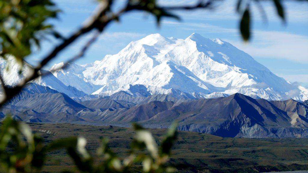 Denali - najwyższy szczyt Ameryki Północnej