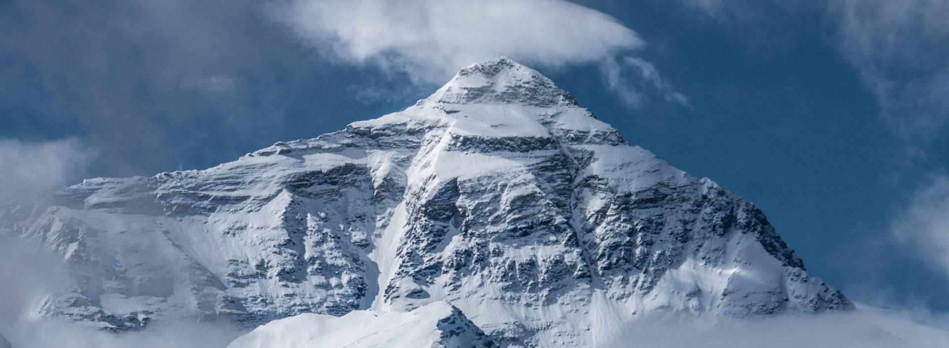 Mount Everest - Korona Ziemi