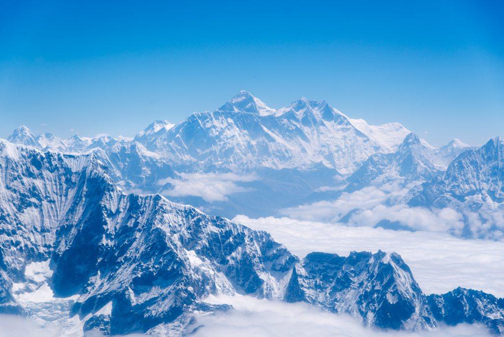 Mount Everest - najwyższy szczyt Azji i świata