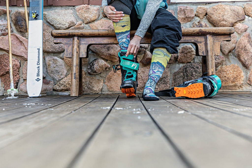 Skarpety Smartwool i sporty zimowe