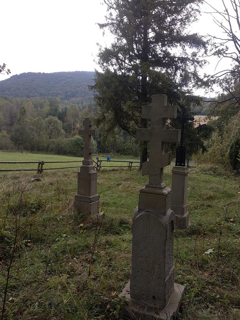 cmentarzyk w Bielicznej