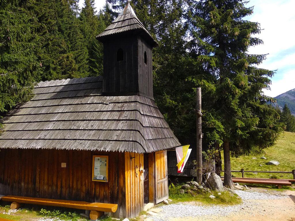 kaplica na Polanie Chochołowskiej