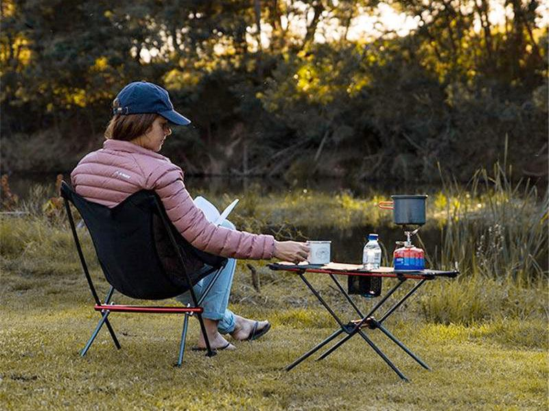 Krzesło i stolik turystyczny Naturehike