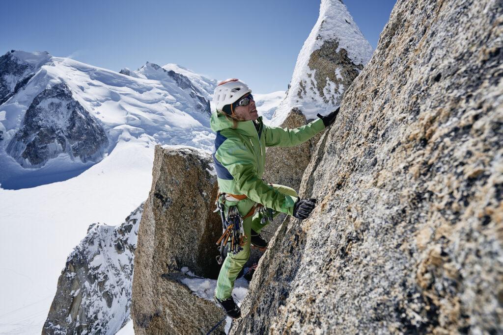 GORE-TEX® Pro Most Rugged wspinaczka w Chamonix