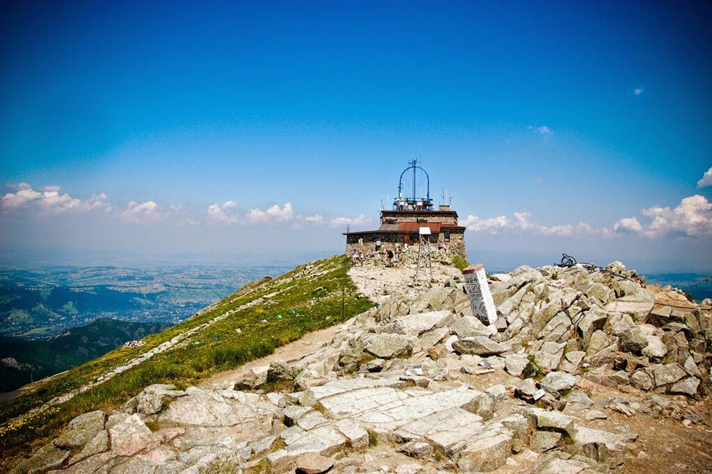 Obserwatorium astronomiczne Kasprowy Wierch