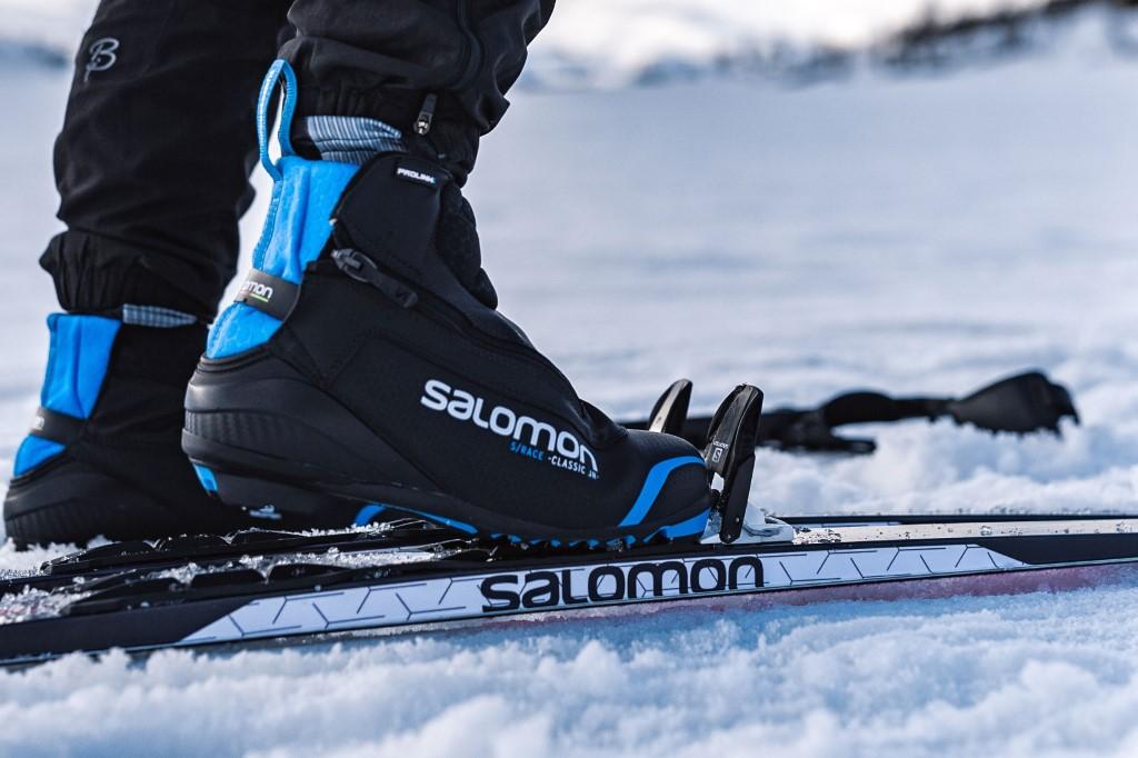 salomon narty biegowe i buty