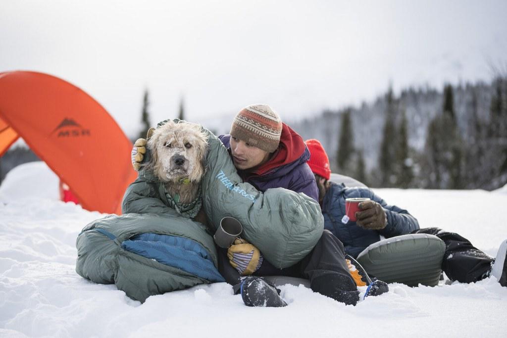Biwakowanie zimą
