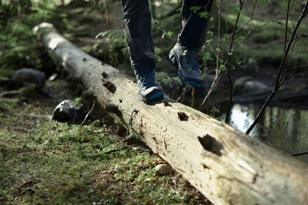 Jak Wiazac Buty Trekkingowe Sznurowanie Butow Blog Skalnik