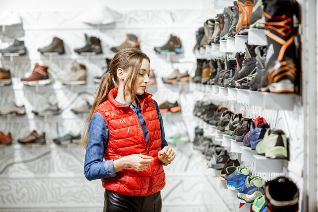 Zakup butów trekkingowych
