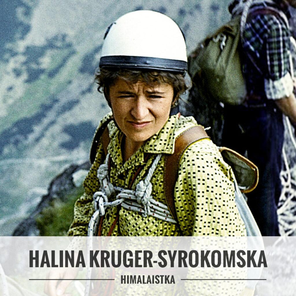 Halina Krüger-Syrokomska