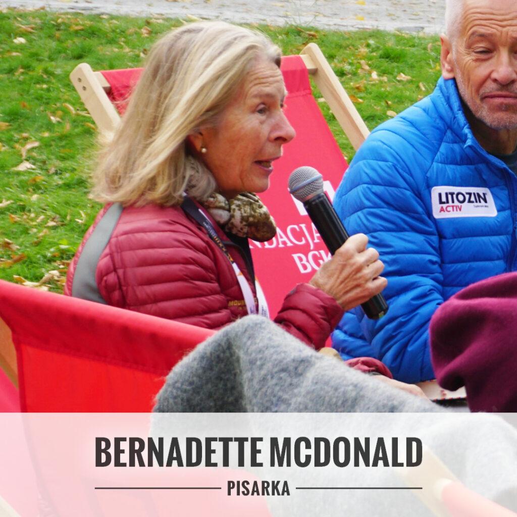 Bernadette McDonald