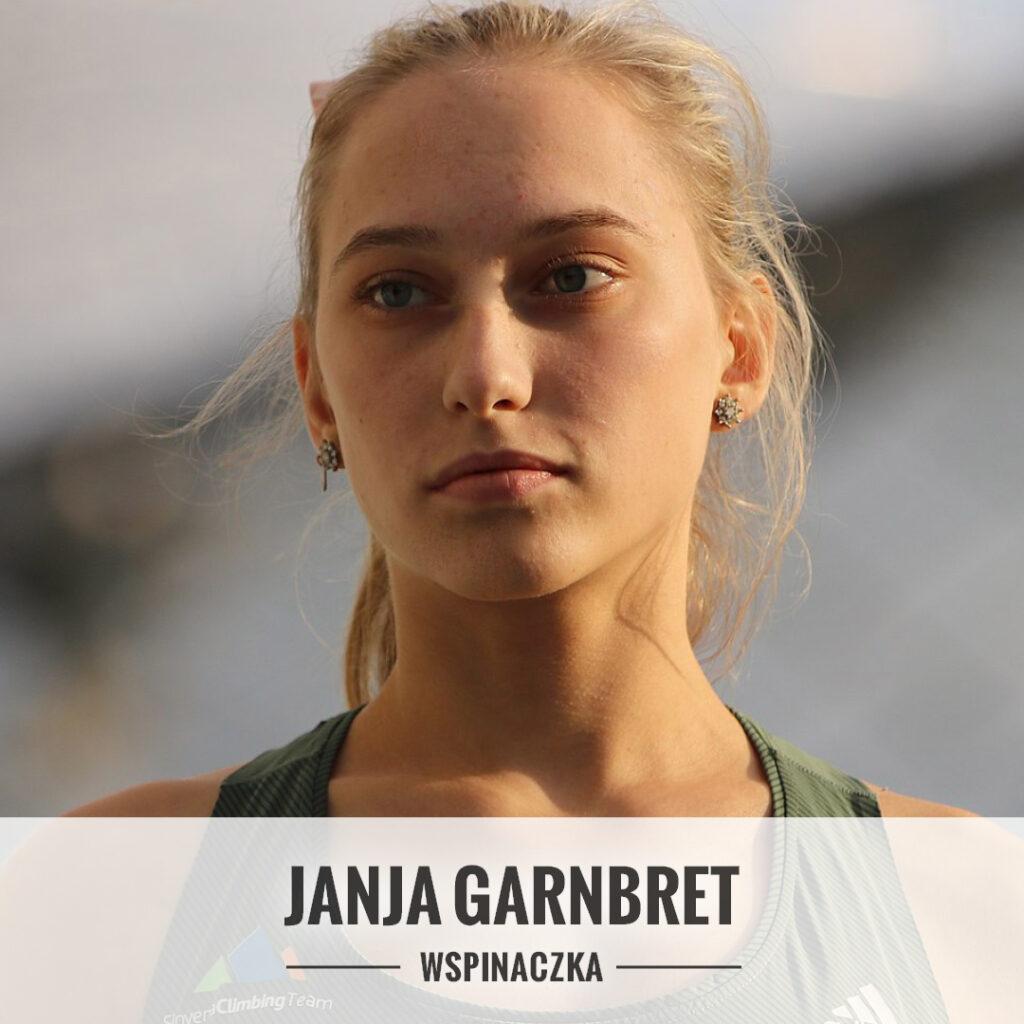 Janja Garnbret