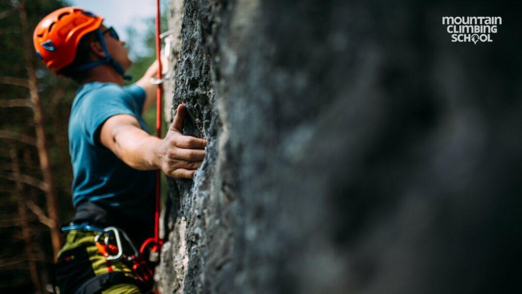 mountain climbing school kursy wspinaczki