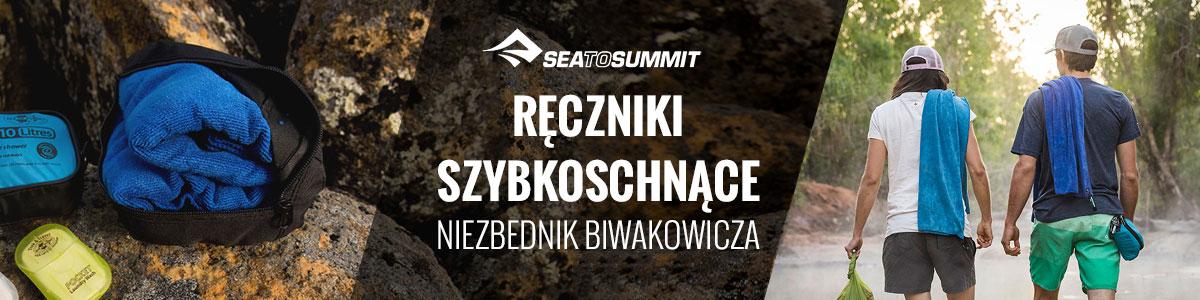 Ręczniki Sea to Summit