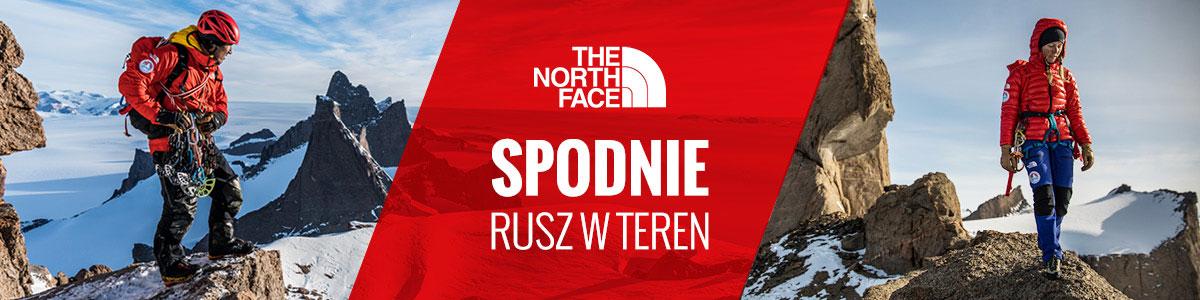 Spodnie męskie The North Face