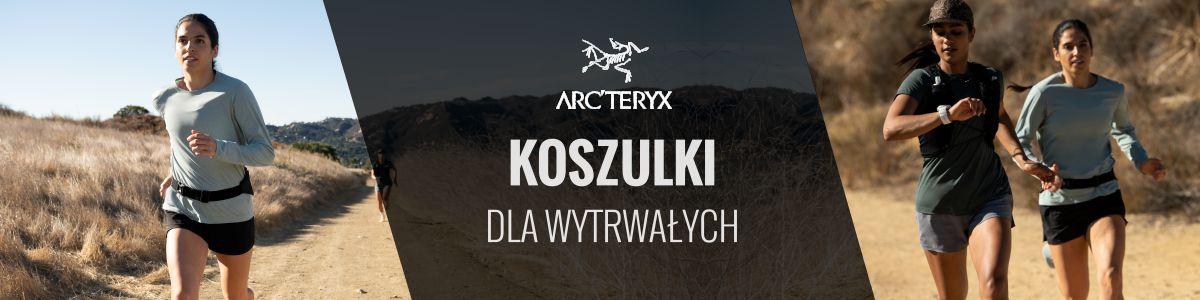 Koszulki damskie Arc'teryx