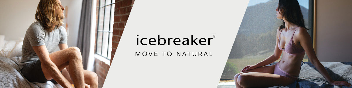 Majtki Icebreaker damskie