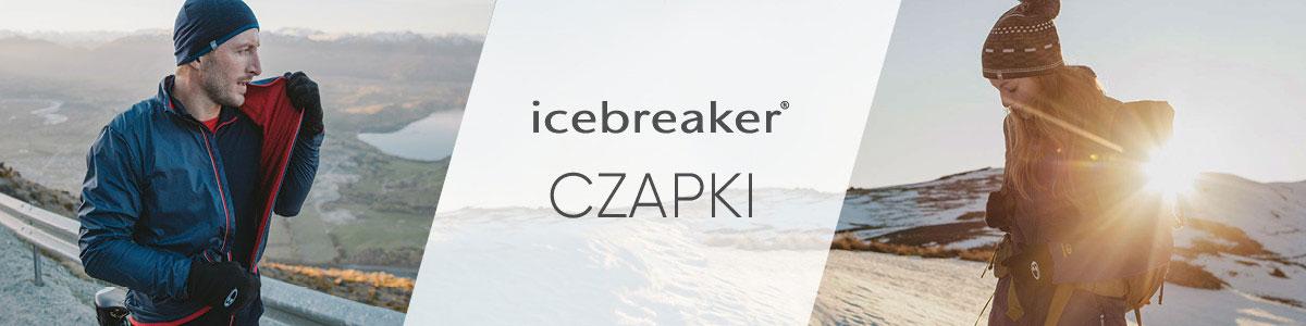 Czapki Icebreaker
