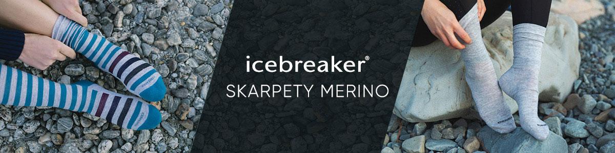 Skarpety damskie Icebreaker