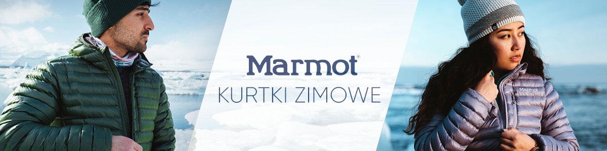 Kurtki zimowe męskie Marmot