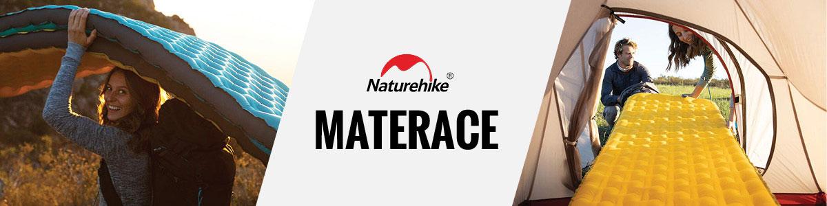 Materace turystyczne Naturehike