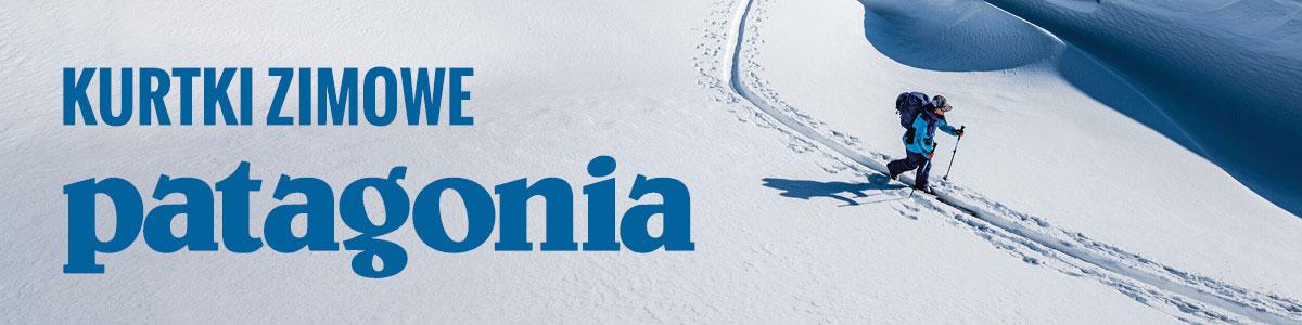 Kurtki zimowe męskie Patagonia