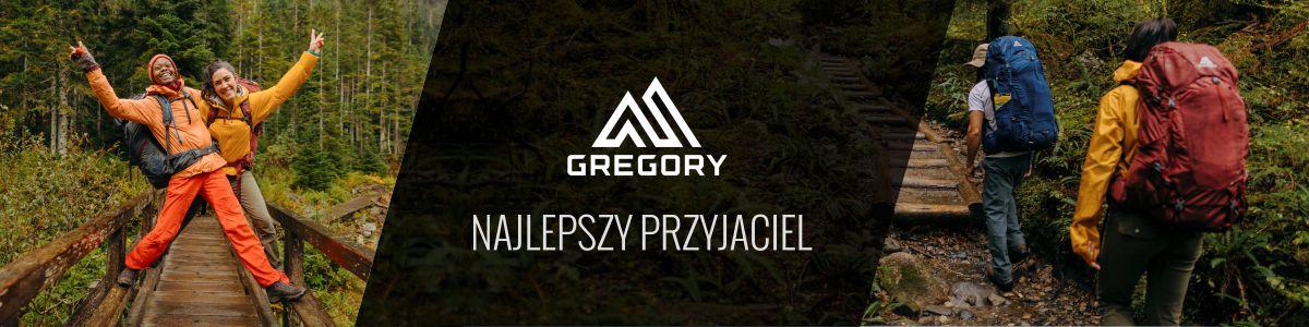 Plecaki turystyczne Gregory